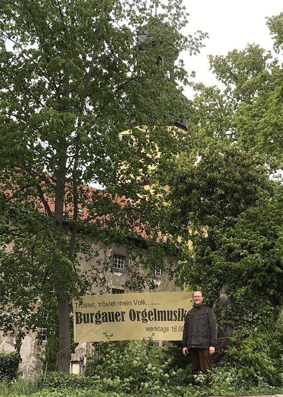 Burgauer Orgelmusik